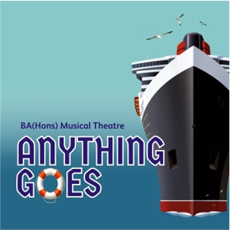 BA (Hons) Musical Theatre Anything Goes
