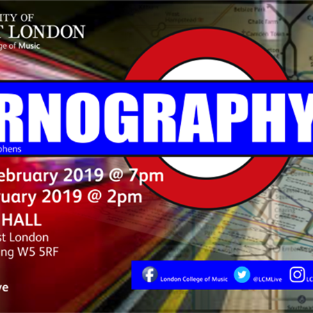 Pornography - 16th February - 7pm