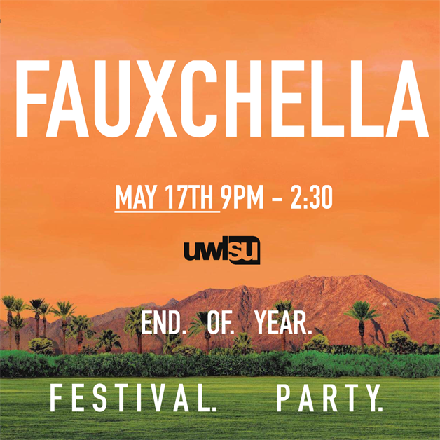 FAUXCHELLA  End Of Year Festival Party