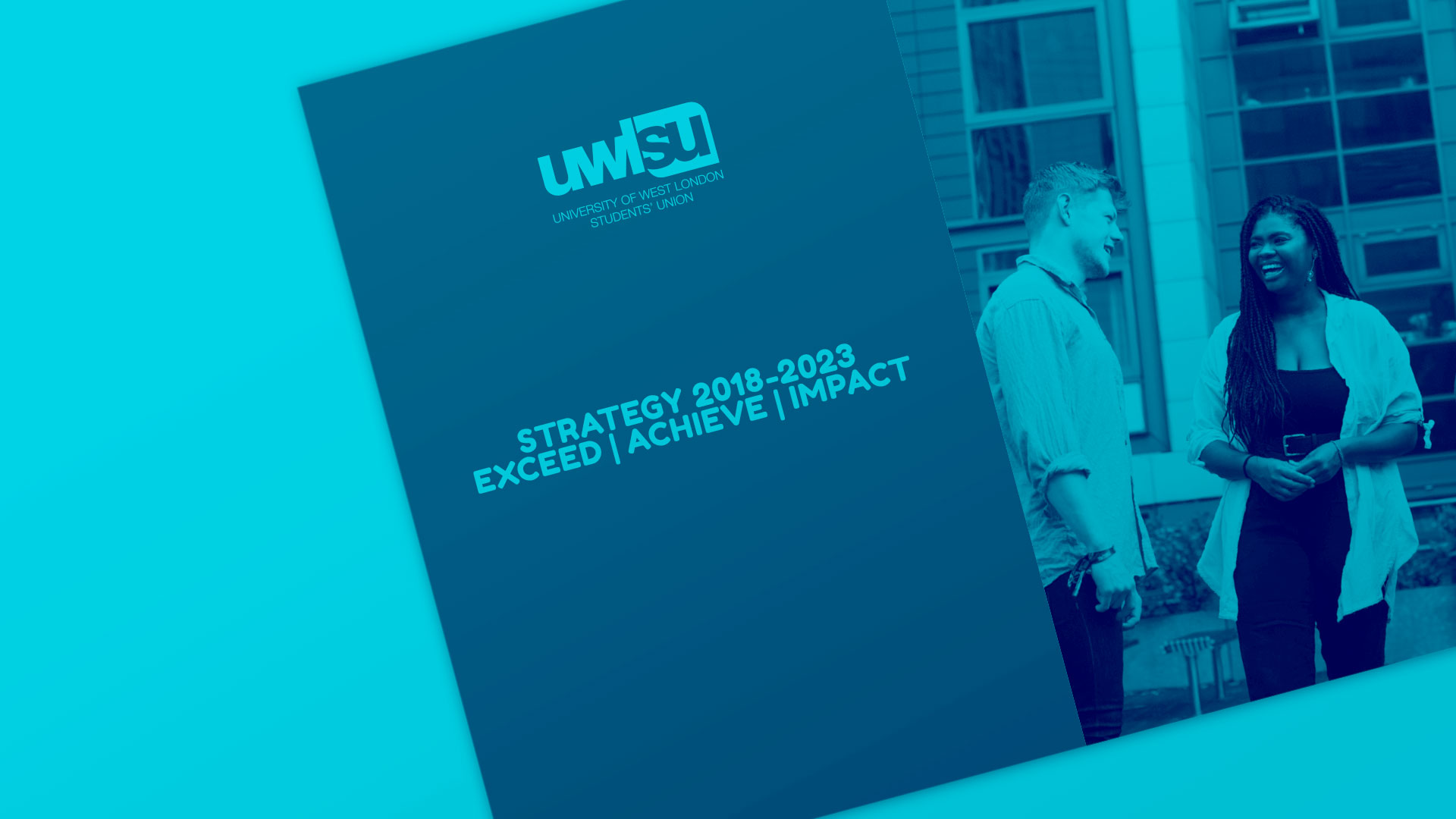 Cover of the strategic plan
