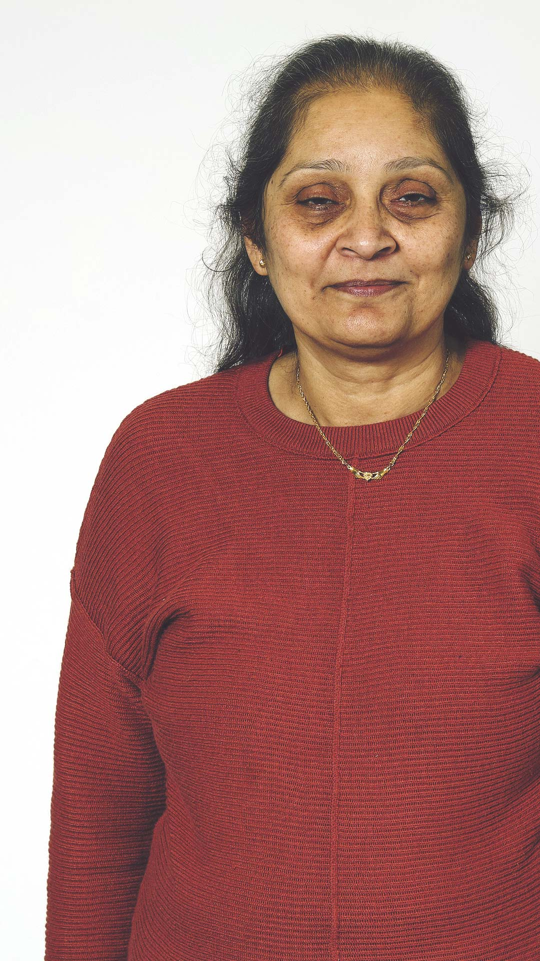Pushpa Jani, Finance Systems Coordinator